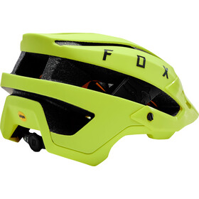 Fox Flux Helmet Mips Herren yellow/black